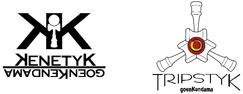 dual logo for blog