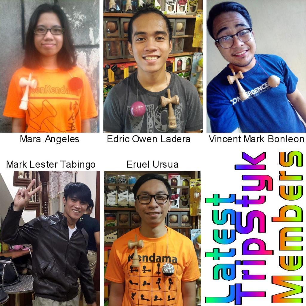 new tripstyk members  2017 v2