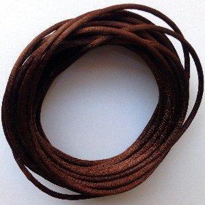 brown string