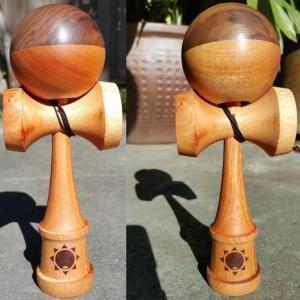 Flow mahogany split Briwax