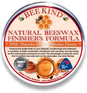 beekind beeswax polish