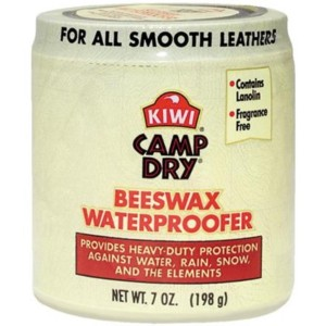 kiwi camp dry beeswax waterproofer